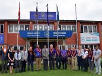 Challenge Optimum SA et RJ Governance systems forment 5 auditeurs du mouvement mondial des scouts à l'audit selon le standard GSAT